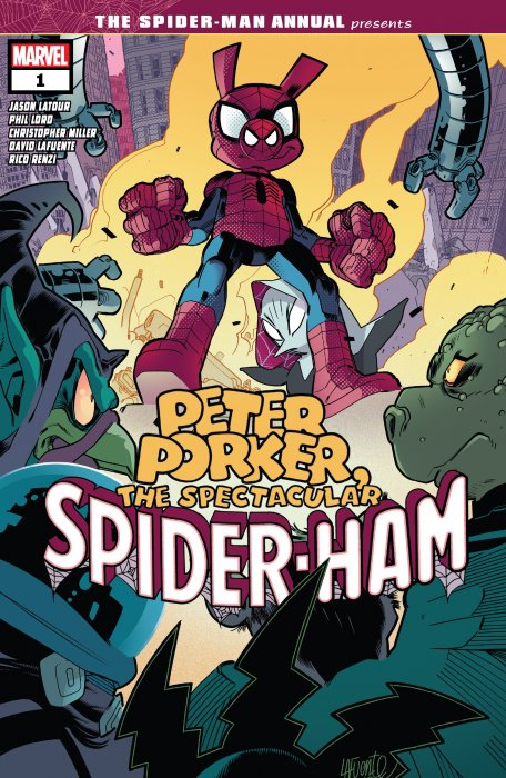 Spider-Man Annual #1