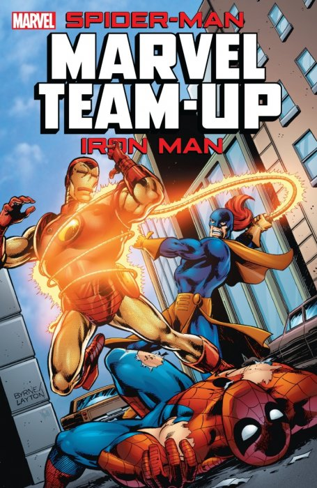 Spider-Man - Iron Man - Marvel Team-Up #1 - TPB