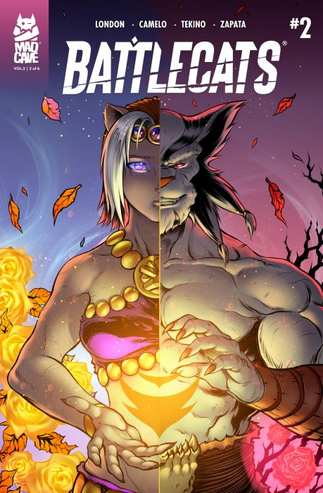 Battlecats Vol.2 #2