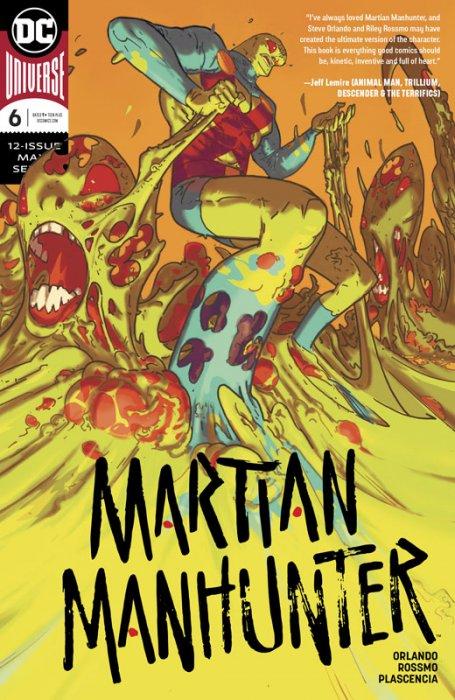 Martian Manhunter #6