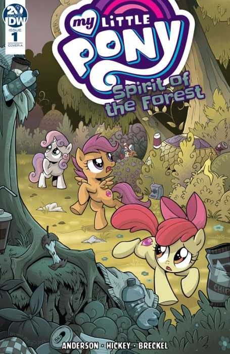 My Little Pony - Spirit of the Forest #1