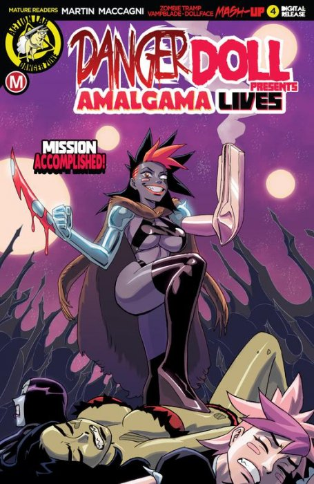 Danger Doll Squad Presents - Amalgama Lives! #4