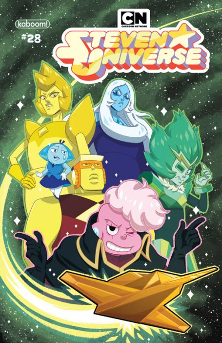 Steven Universe Ongoing #28