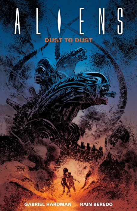 Aliens - Dust to Dust #1 - TPB