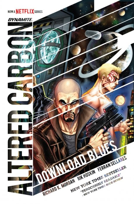 Altered Carbon - Download Blues #1 - HC