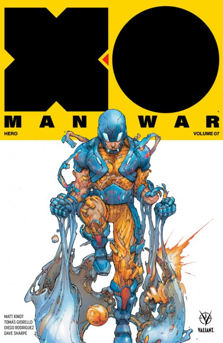 X-O Manowar Vol.7 - Hero