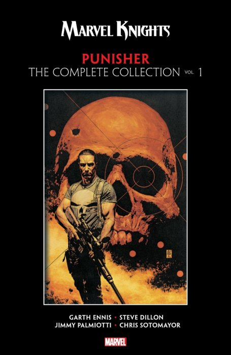 Marvel Knights Punisher by Garth Ennis - The Complete Collection Vol.1