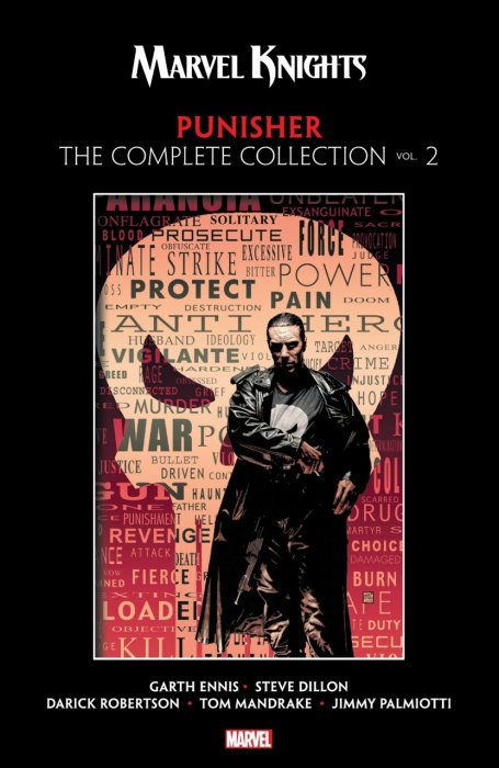 Marvel Knights Punisher by Garth Ennis - The Complete Collection Vol.2