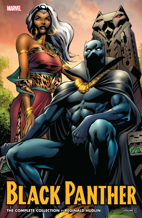Black Panther by Reginald Hudlin - The Complete Collection Vol.3
