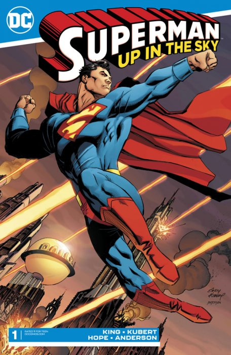Superman - Up In The Sky #1