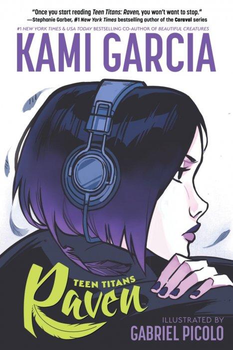 Teen Titans - Raven #1 - GN