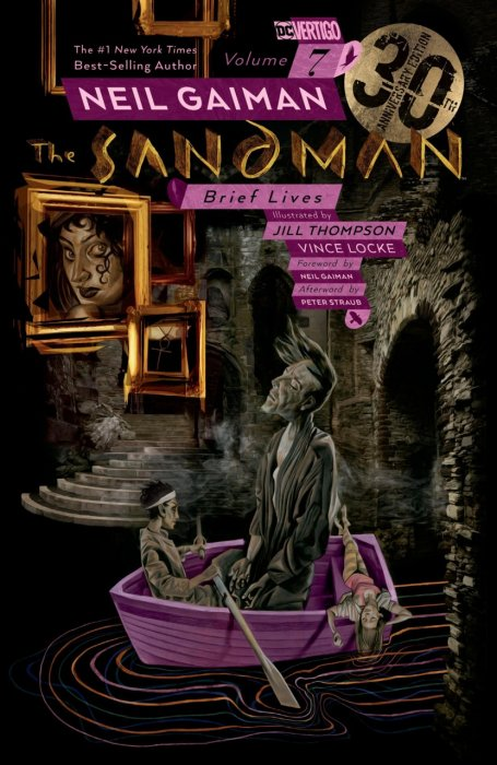 The Sandman 30th Anniversary Edition Vol.7 - Brief Lives