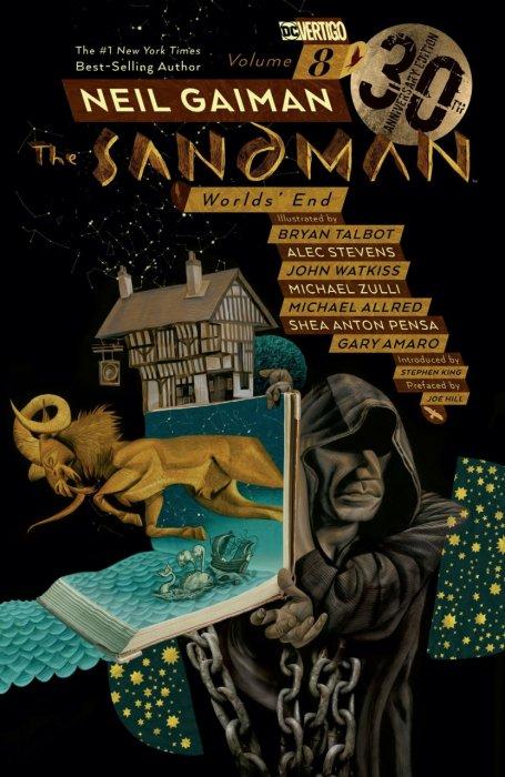 The Sandman 30th Anniversary Edition Vol.8 -  Worlds' End