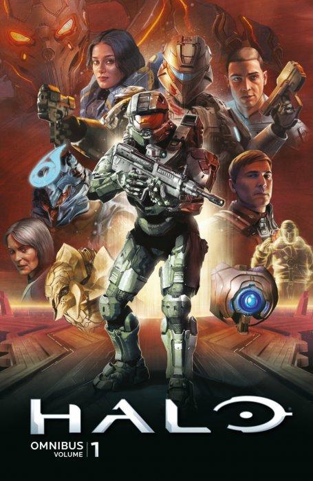 Halo Omnibus Vol.1