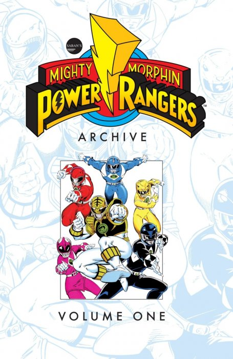 Mighty Morphin Power Rangers Archive Vol.1