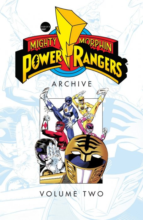Mighty Morphin Power Rangers Archive Vol.2