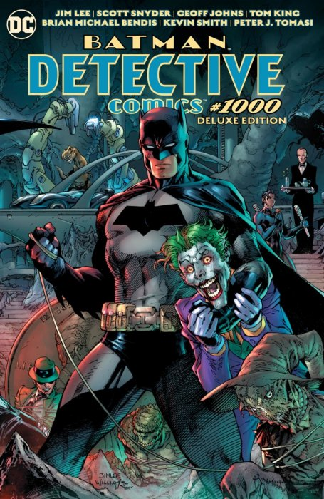 Detective Comics #1000 - The Deluxe Edition #1 - HC