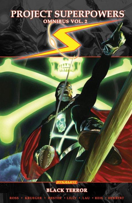 Project Superpowers - Omnibus Vol.2 - Black Terror