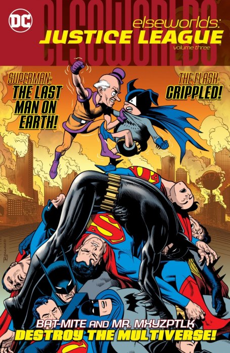 Elseworlds - Justice League Vol.3