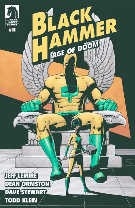 Black Hammer - Age of Doom #11