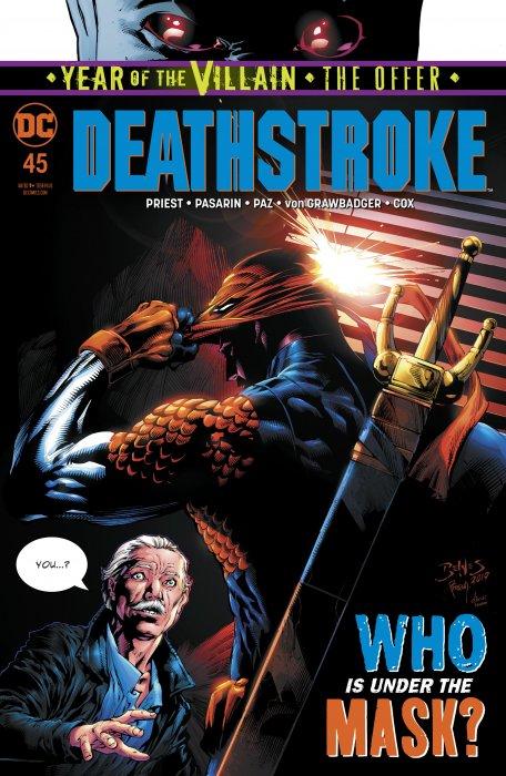 Deathstroke #45