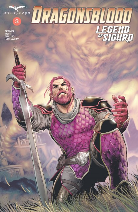 Dragonsblood - Legend of Sigurd #3