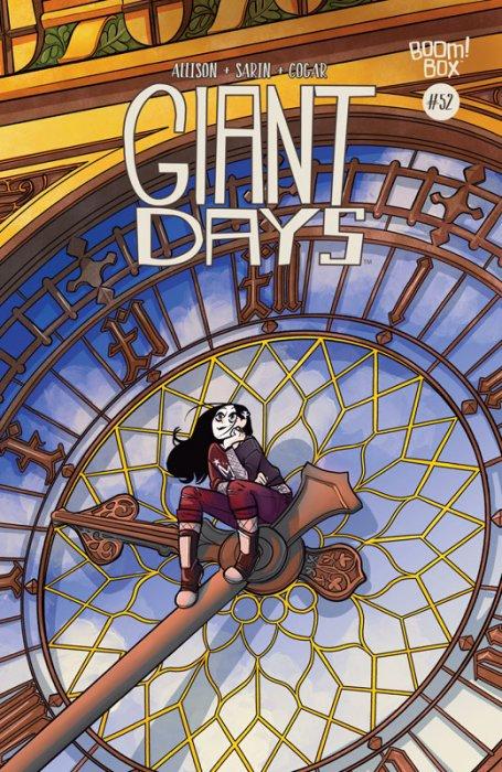 Giant Days #52