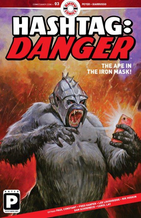 Hashtag - Danger #3