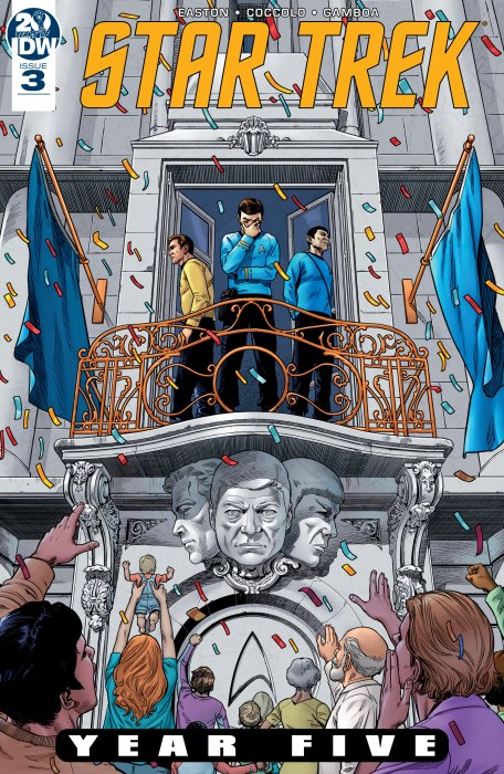 Star Trek - Year Five #3