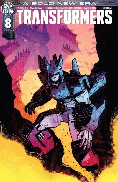 Transformers #8