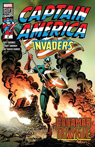 Captain America and the Invaders - The Bahamas Triangle #1