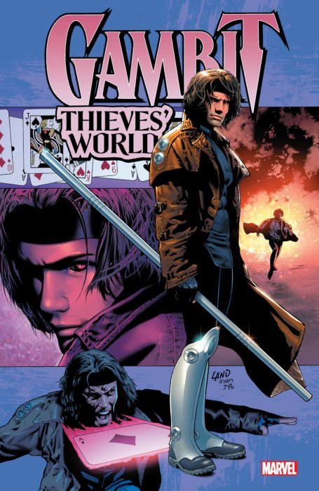 Gambit - Thieves' World #1 - TPB