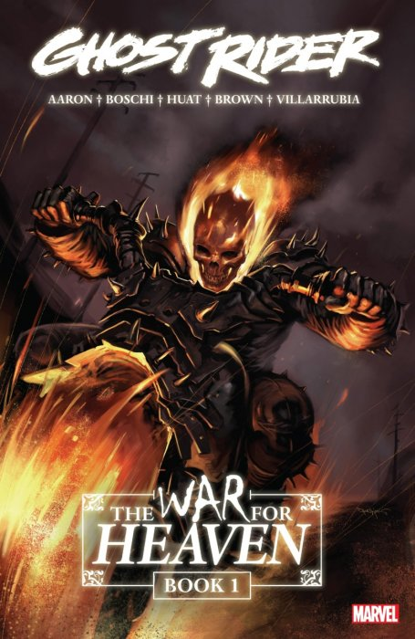 Ghost Rider - The War for Heaven Book 1