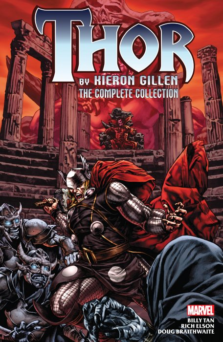 Thor by Kieron Gillen - The Complete Collection #1 - TPB