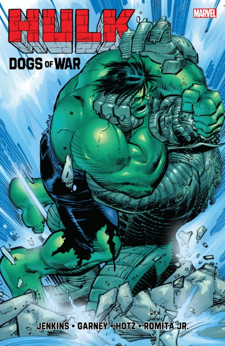 Hulk - The Dogs of War #1 - TPB
