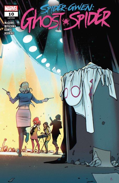 Spider-Gwen - Ghost-Spider #10