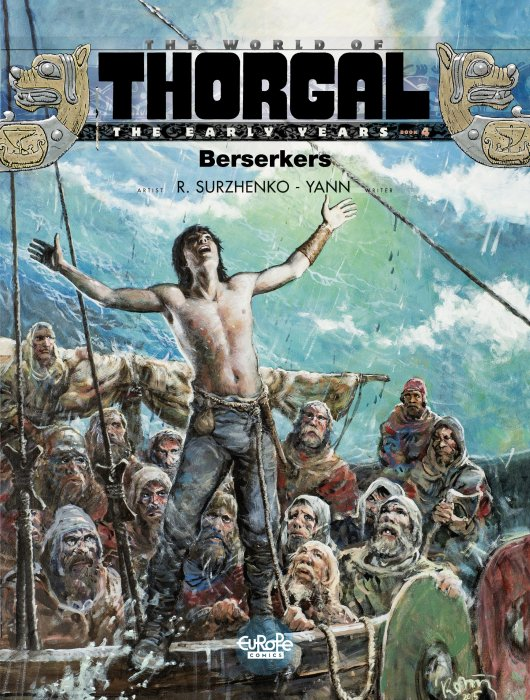 The Young Thorgal #4 - Berserkers