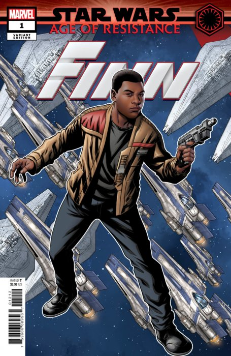Star Wars - Age Of Resistance - Finn #1