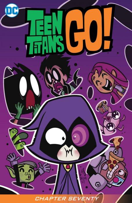 Teen Titans Go! #70