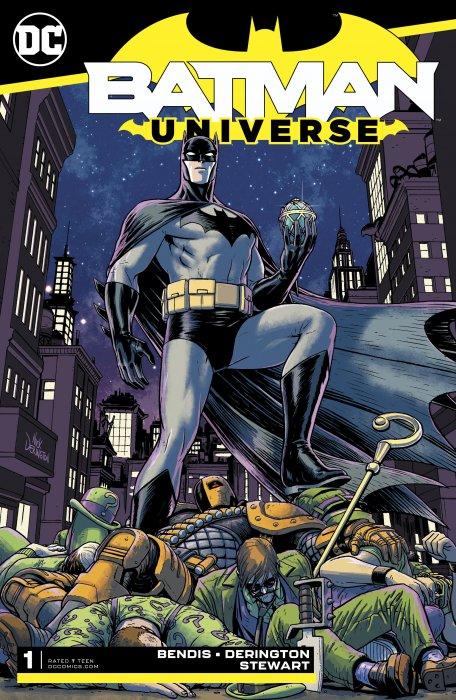 Batman - Universe #1