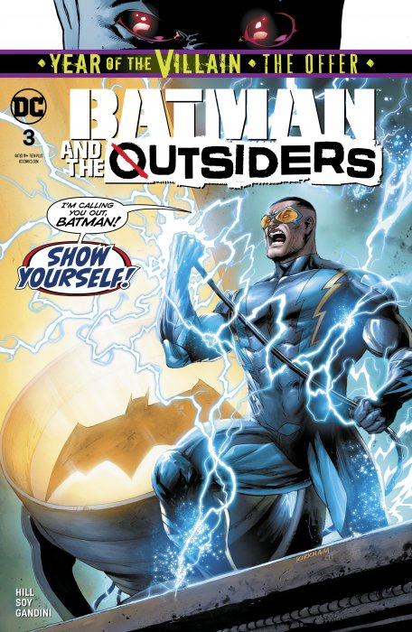 Batman & the Outsiders #3