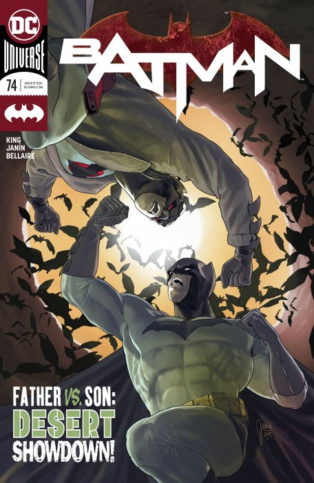 Batman Vol.3 #74