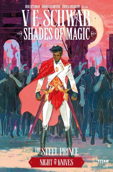 Shades of Magic #7