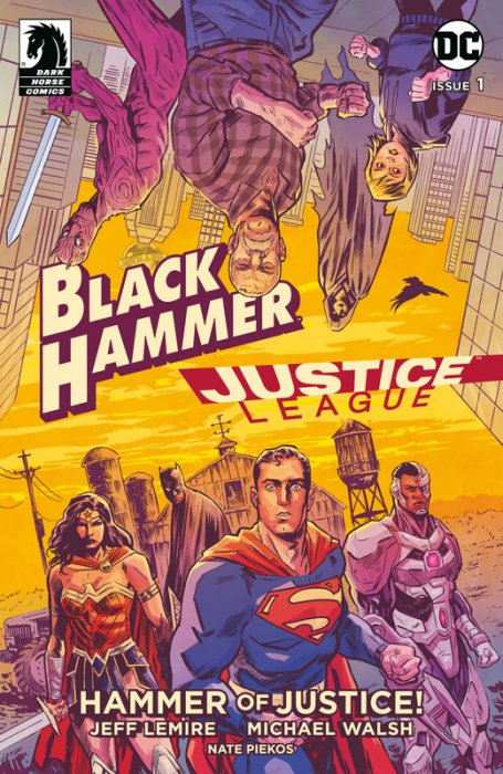 Black Hammer - Justice League - Hammer of Justice! #1