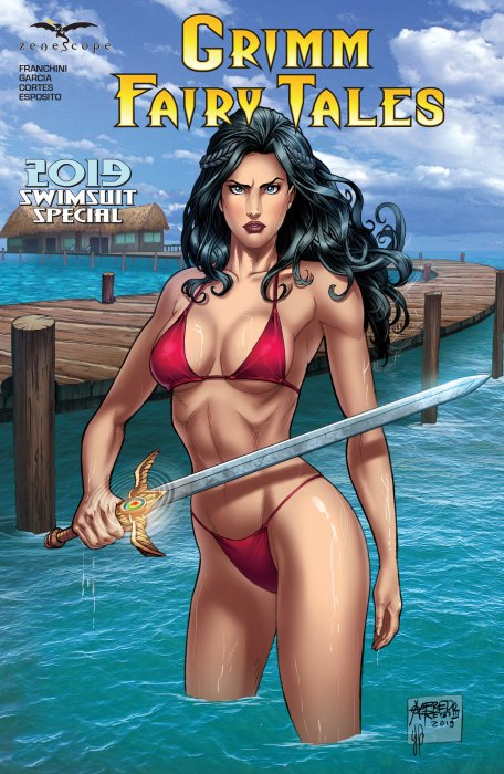 Grimm Fairy Tales 2019 Swimsuit Special #1