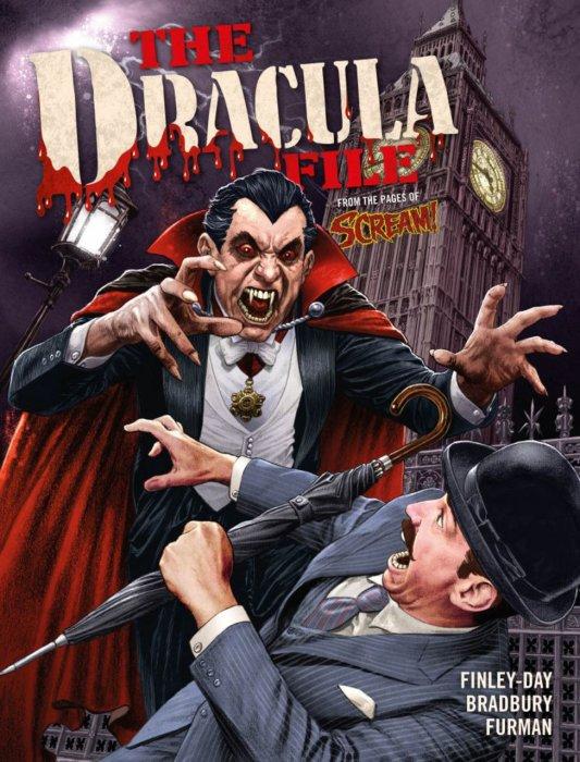 The Dracula File #1 - HC