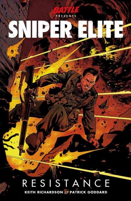 Sniper Elite - Resistance #1 - TPB