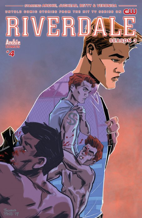 Riverdale Season 3 #4