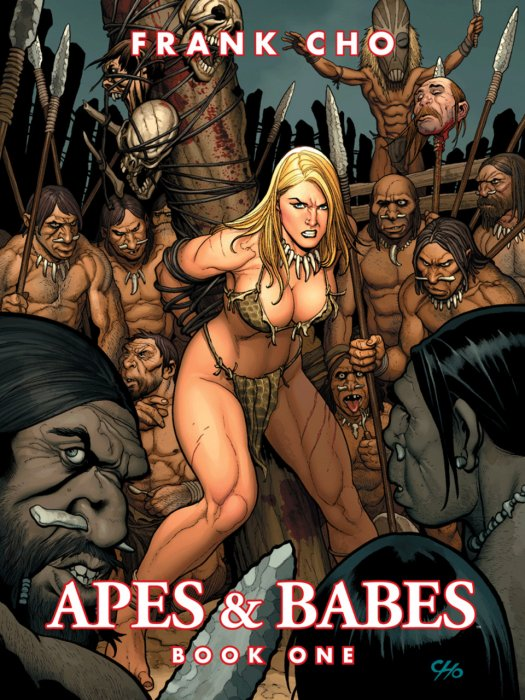 Apes & Babes - The Art of Frank Cho #1