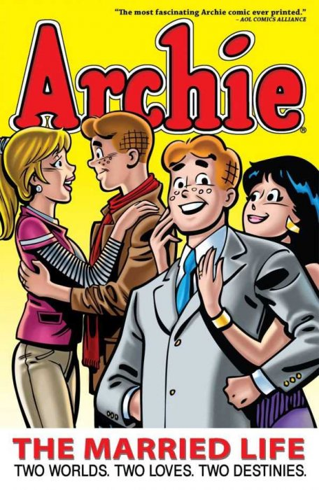 Archie - The Married Life Vol.1-6 Complete